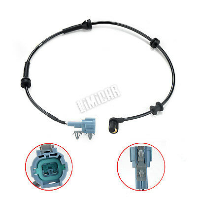 1 Pc Front Right / Left ABS Wheel Speed Sensor For NISSAN Pathfinder Xterra