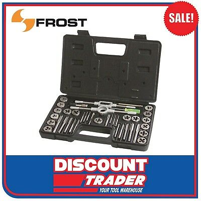 Frost by Sutton Tools 40 Piece Metric Tap & Die Set - 394098025