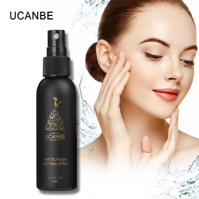 Women Makeup Setting Spray Finish Matte Long Lasting Correction Spray 50ml New