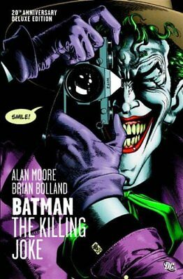 Batman The Killing Joke, Deluxe Edition by Brian Bolland 9781401216672