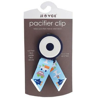 Baby Soother Pacifier Chain Boys Girls Dummy Clips Holder Teether Baby Strap W