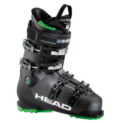 2017 Head Advant Edge 95 Anthracite Black Green Mens Ski Boots