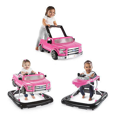 Ford 3 Ways to Play Walker - Ford F-150, Pink