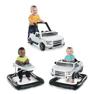 Ford 3 Ways to Play Walker - Ford F-150, White