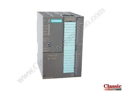 Siemens | 6ES7312-5AC02-0AB0 | CPU 312 IFM Processor Module (Refurbished)