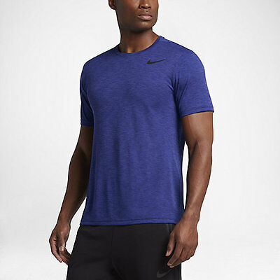Nike Breathe Tank Top Tailwind Cool Herren blue