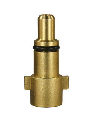 "Adapter Nipple Socket for Nilfisk Alto C&c an 1/4 "" IG Accessories Brass"