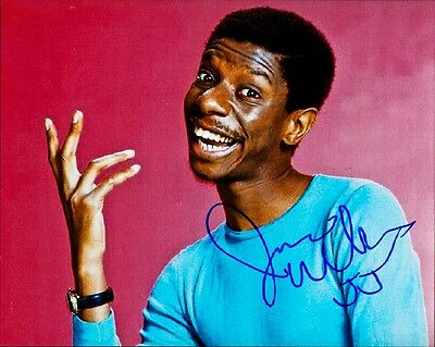 JIMMIE WALKER In-person Signed Photo - GOOD TIMES
