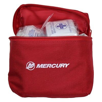 Mercury First Aid Kit - Red