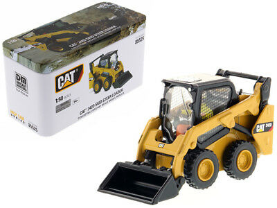 CAT Caterpillar 242D Compact Skid Steer Loader with Operator and Tools High Line