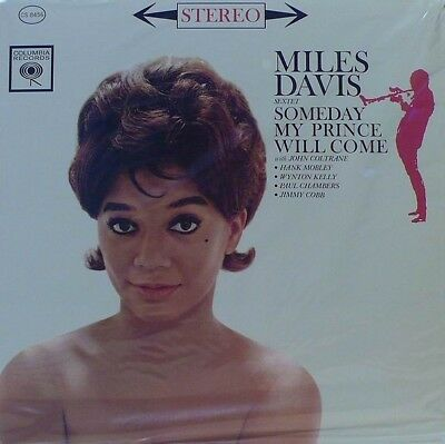 Analogue Productions Apj-8456-33 - Miles Davis - Someday My Prince Will Come