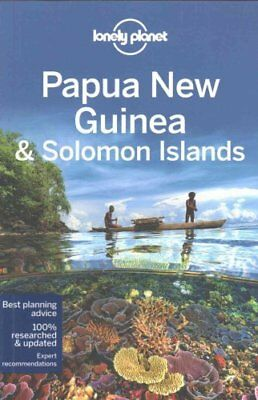 Lonely Planet Papua New Guinea & Solomon Islands by Lonely Planet 9781786572165