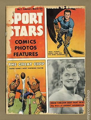 Sport Stars (Parents') #1 1946 PR 0.5