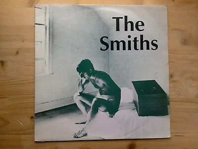 "The Smiths William It Was Really Nothing 1st Press EX 12"" Vinyl Record RTT 166"