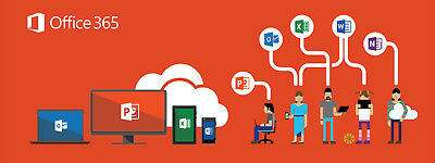 Microsoft Office 365 - 6 Month Subscription (1 User - 5 Devices)