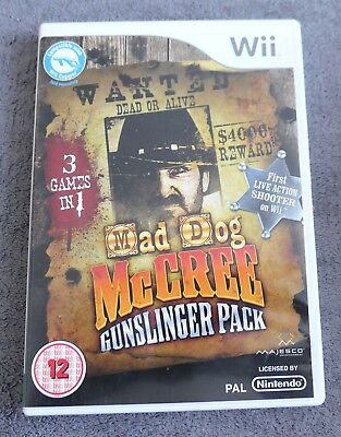 mad dog mccree: gunslinger pack