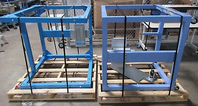 Lot of 2 Applied Materials AMAT Centura Endura RPECISIO Chamber Frame 0040-84804