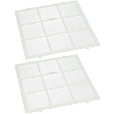 DELONGHI AC100 AC150 Genuine Air Conditioning Unit Conditioner Exhaust Filter x2