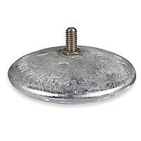 Camp Zinc Rudder Anode 3-3/4' Diameter