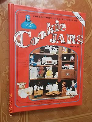 Collector's Encyclopedia of Cookie Jars, Book II, 1997 Value Guide