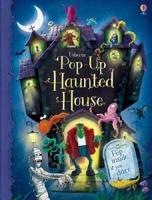 Pop-up Haunted House by Sam Taplin 9781409535027 (Board book, 2015)