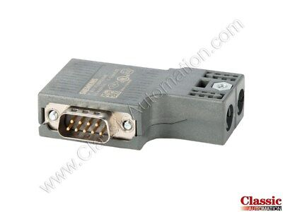 Siemens | 6ES7972-0BA52-0XA0 | Profibus Connector (Refurbished)