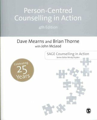 Person-Centred Counselling in Action by Brian Thorne 9781446252536