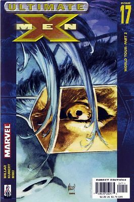 Ultimate X-Men #17 NM 2002 Marvel Comic Book