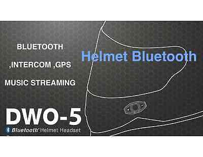 Sena Bluetooth Motorcycle Communication DWO-5 Bluetooth Helmet Kit  DWO-5