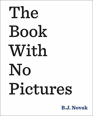 The Book With No Pictures-B.J. Novak
