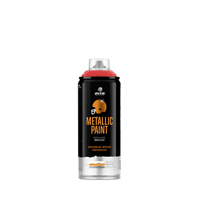 MTN Metallic Spray Paint Can 400ml