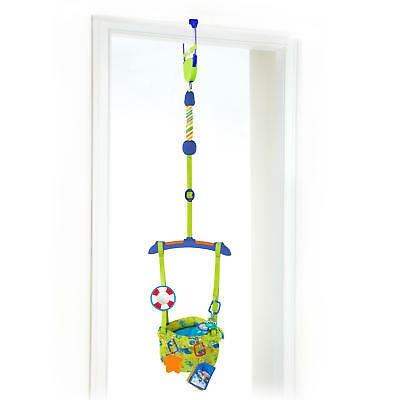 Sea & Discover Baby Door Jumper