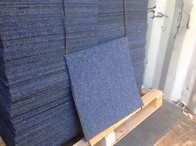 99p Carpet Tiles. Houses, Office, Offices, Ideal For Garages, Sheds, Warehouse