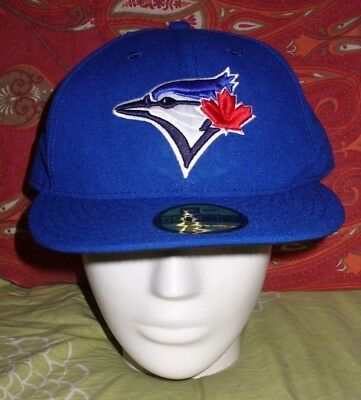 Toronto Blue Jays New Era 59FIFTY Men's Fitted Cap Hat Size: 8 (63,5cm)