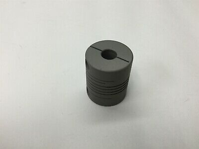 HeliCal Coupling, Inside Diameters: 6mm to 8mm, Overall: 25mm Diameter x 30mm