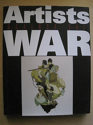 Artists Against The War : Great Art Challenging Conventions. New Hardback Book