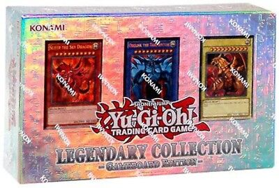 YuGiOh Legendary Collection 1 Boxed Set [Gameboard Edition] [Sealed]