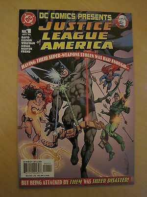 Dc Comics Presents : Jusice League 1. Great Reimagining Of A Classic.dc. 2004