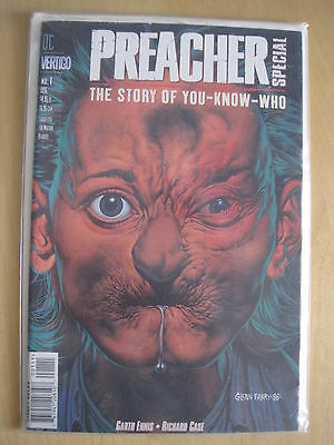 "PREACHER SPECIAL : ""Story of You-Know-Who"" GIANT SIZE ONE-SHOT by ENNIS. DC.1996"