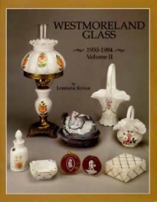 Westmoreland Glass ID$$ Book V2 Lamps Candy Bells