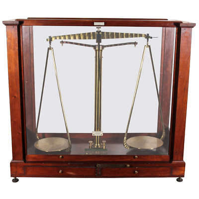 Large Antique Becker's Sons Scale
