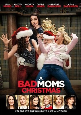 A Bad Moms Christmas (DVD, 2018)