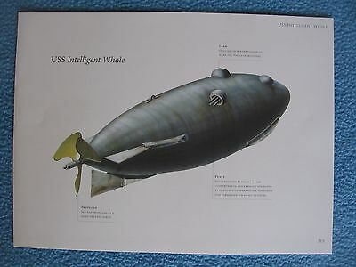 Civil War Union Warship Print - USS INTELLIGENT WHALE - Union Submarine