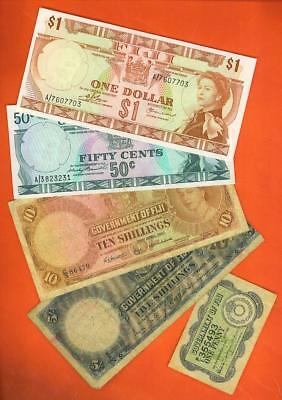 (5) FIJI Notes - BETTER NOTES AT A GREAT VALUE!