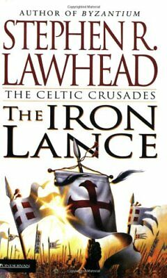 Complete Set Series - Lot of 3 The Celtic Crusades - Stephen R. Lawhead (Sci Fi)