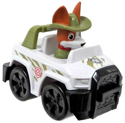 Paw Patrol Racer Tracker in Jeep Figure [Figure Does Not Come Out!]