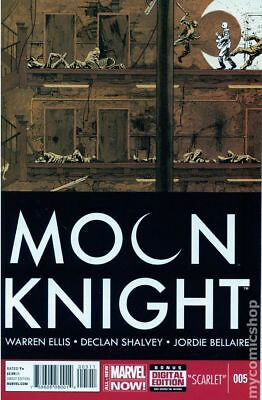 Moon Knight (5th Series) #5 2014 NM Stock Image