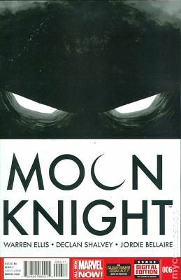 Moon Knight (5th Series) #6 2014 FN Stock Image