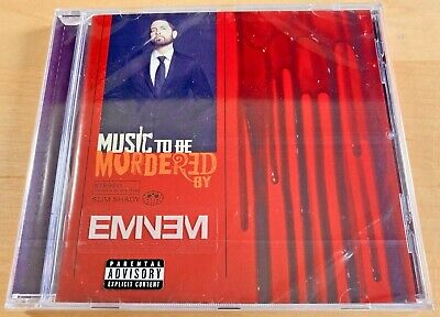 Eminem - Music To Be Murdered By - NEW CD - Explicit Version (Sent Same Day)
