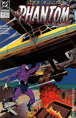 Phantom (DC 2nd Series) #11 1990 FN Stock Image